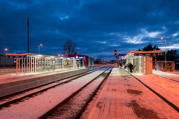 Jedynym połączeniem szynowym z Osową będzie pociąg. W nowym studium nie planuje się już tramwaju dwusystemowego do tej dzielnicy.