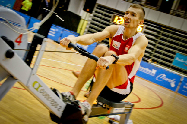 Miłosz Jankowski nim trafił do reprezentacji Polski i wystartował na igrzyskach olimpijskich bił rekordy świata na ergometrze. Czy któryś z uczestników sobotniej imprezy pójdzie w jego ślady?