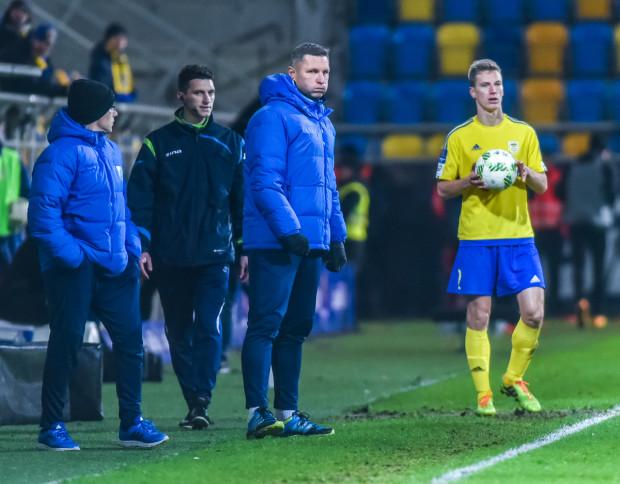 """Tadeusz Socha: Udowodniliśmy, że w Arce Gdynia nie ma gołej """"11"""" i jest z kogo wybierać. Pokazaliśmy, że potrafimy grać w piłkę i wygrywać."""