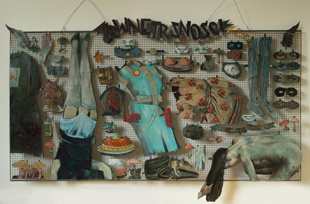 W ramach Gdańskiego Biennale Sztuki będzie można obejrzeć m.in. prace Ewy Skaper.