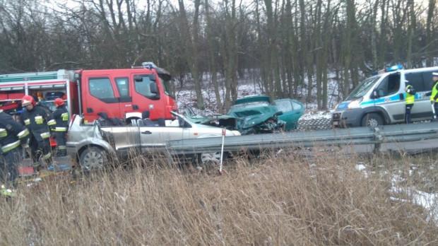 Do feralnego wypadku doszło w połowie stycznia.