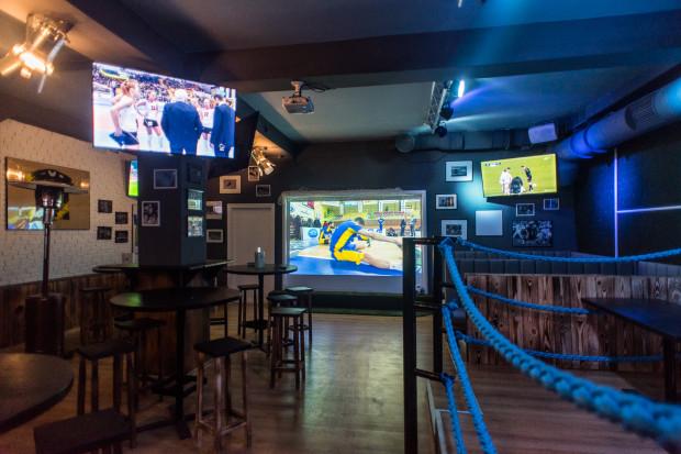 Nowy sportowy pub w Gdańsku