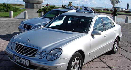Gdyńscy taksówkarze twierdzą, że nie będą mogli się utrzymać jeśli konkurencja będzie coraz większa.