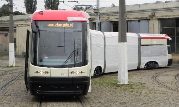Pierwsza PESA zostanie pokazana mieszkańcom Gdańska podczas sobotniego festynu komunikacyjnego na Chełmie.