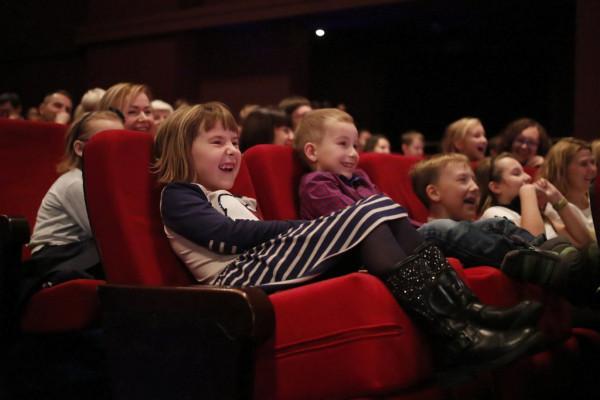 Opera Tu!Tu! to świetna zabawa i dla małych, i dla dużych.
