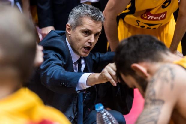 Zoran Martić prowadził Trefla w dwóch derbowych meczach. Żadnego nie wspomina dobrze.