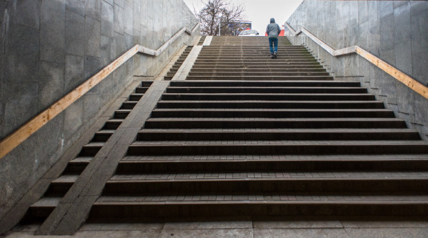 W przyszłym roku może być łatwiej wejść do tunelu dworca PKP od Morskiej i Warszawskiej.