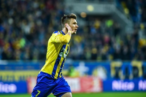 Wiosną 2016 Dariusz Formella w I-ligowej Arce Gdynia zanotował 6 bramek i 4 asysty. Skrzydłowy uważa, że stać go, aby taką rundę zaliczyć także w ekstraklasie.