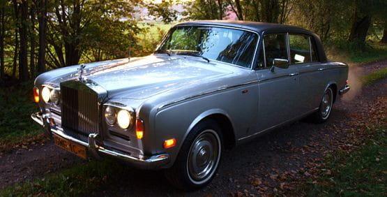 Rolls Royce Silver Shadow. Ikona motoryzacji. Obiekt kultu i pożądania. Symbol.