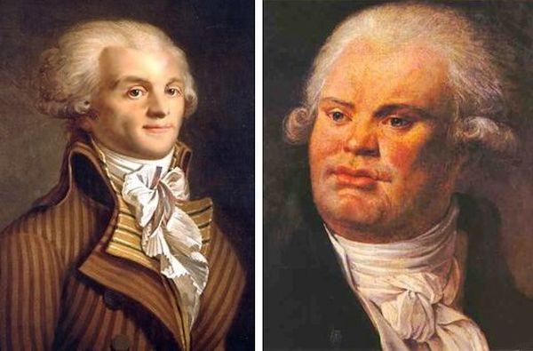"""Przybyszewska była owładnięta myślami o przywódcach Rewolucji Francuskiej, Robespierze oraz Dantonie, którym poświęciła swoje dwa słynne utwory: """"Thermidor"""" oraz """"Sprawę Dantona""""."""
