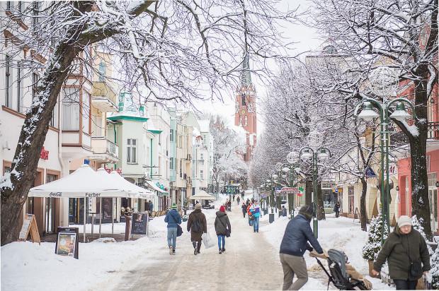 W Sopocie śnieg można zrzucać na parkingach przy Operze Leśnej, Haffnera i wzdłuż hipodromu.
