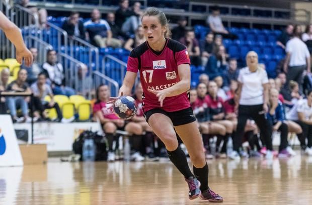 Gdańskie szczypiornistki czekała w Kwidzynie ciężka przeprawa. O ich zwycięstwie przesądziło jednak 7 bramek z rzędu zdobytych w końcówce meczu. Serię trzema trafieniami z rzutów karnych rozpoczęła Adrianna Górna.