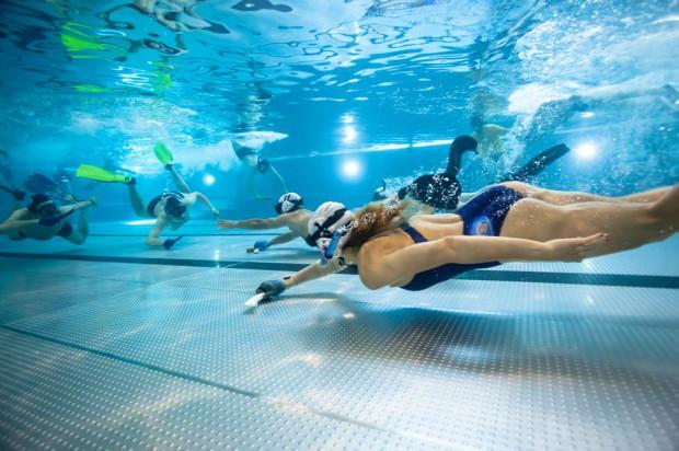Turnieje podwodnego hokeja w Gdańsku są rozgrywane od 2011 roku. W sobotę na pływalni przy ul. Chałubińskiego stawi się 12 drużyn nie tylko z Polski.