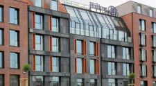 Hotel Hilton łączy nowoczesną formę z zabytkowym charakterem miejsca.