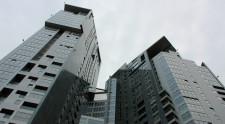 Sea Towers to najwyższe budynki mieszkalne w Polsce.