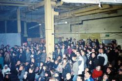 Podczas pokazów PechaKucha Nigcht w Gdańsku sale pełne zainteresowanych twórczością innych dosłownie pękają w szwach.