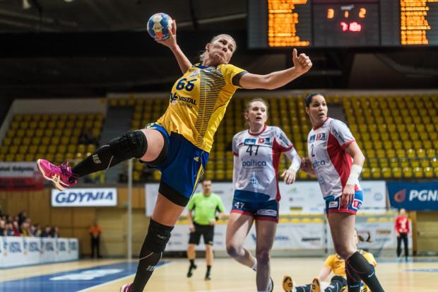 Joanna Szarawaga była najjaśniejszym punktem słabego ataku Vistalu.