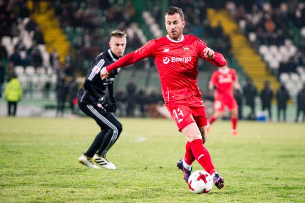 Piotr Wiśniewski jesienią rozegrał tylko jeden mecz w ekstraklasie. Czy skuteczna gra w sparingach otworzy mu drogę do składu Lechii na wiosnę?