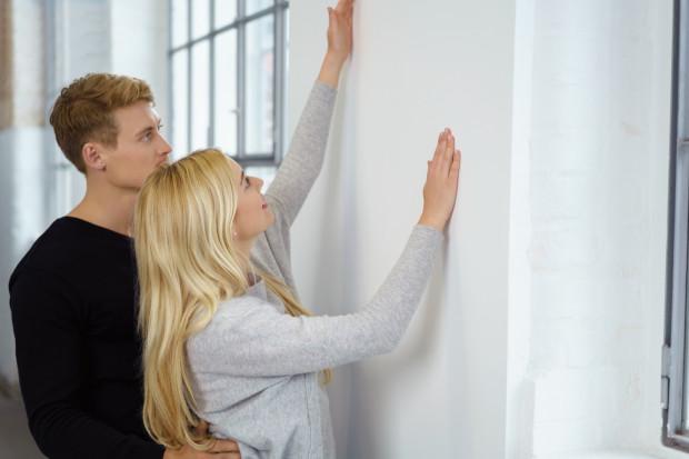 System zabudowy ścian płytami g-k daje wiele możliwości aranżacyjnych.