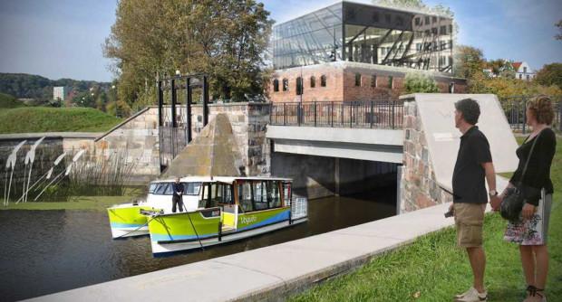 Stateczki, kajaki czy tramwaje wodne - to jedna z propozycji, która może pojawi się na Dolnym Mieście.