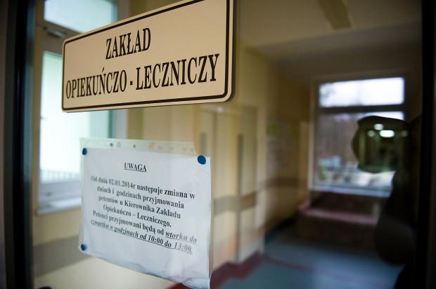 Zakład Opekuńczo - Leczniczy w Gdańsku Pomorskie Centrum Chorób Zakaźnych i Gruźlicy