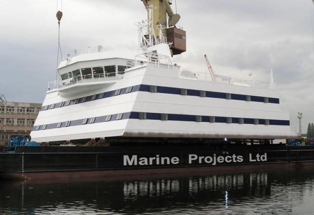 Największe dofinansowanie w ramach konkursu - blisko 14 mln zł - dostała stocznia Marine Projects.
