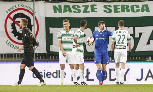 Dusan Kuciak ma co najmniej taki sam udział w sobotnim zwycięstwie Lechii co jego koledzy, którzy strzelili 4 gole Cracovii.