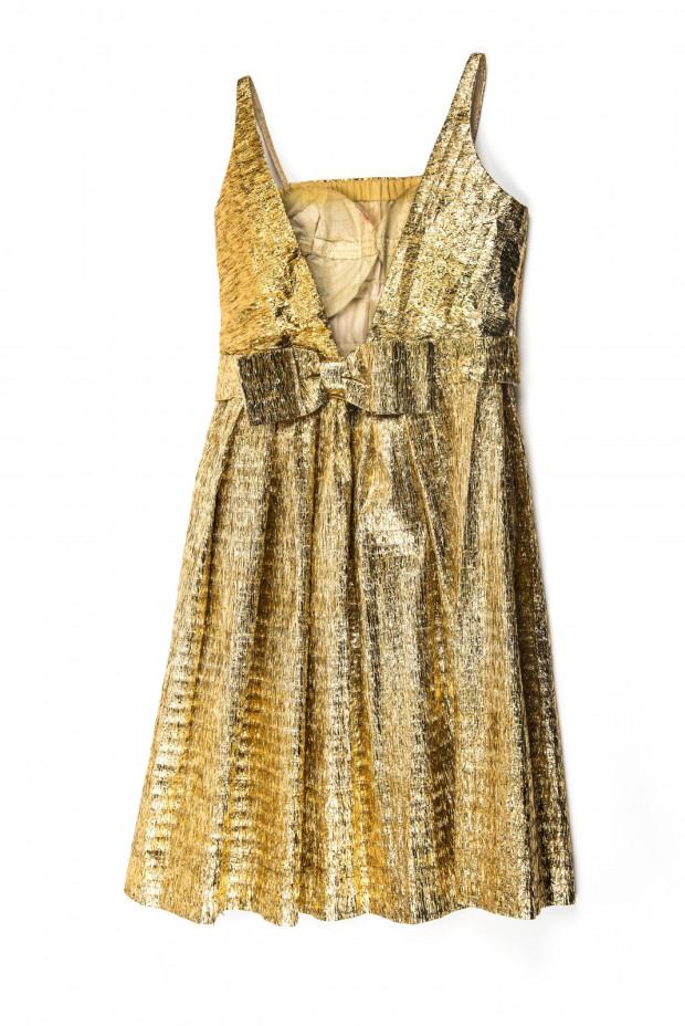 Sukienka Ireny Ożóg-Orzegowskiej
