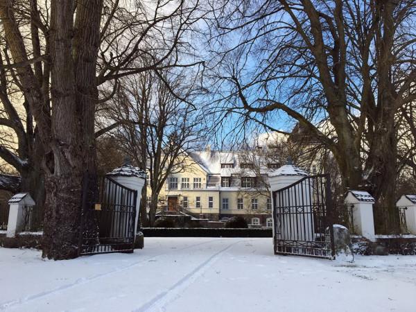 Pałac Ciekocinko, Choczewo