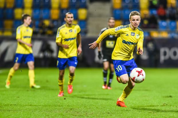 Mateusz Szwoch wiosną strzelił gole: Koronie Kielce i Wigrom Suwałki, a w tym drugim meczu zaliczył asystę, podobnie jak w spotkaniach z Cracovią i Lechem Poznań.