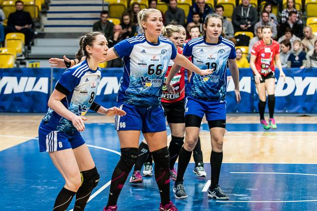 Szczypiornistki Vistalu Gdynia nie zmarnowały okazji, aby wskoczyć na pierwszej miejsce w Superlidze. Czy utrzymają się na nim do końca sezonu?