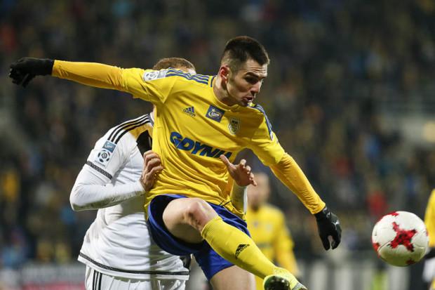 Josip Barisić uważa, że mecz z Piastem nie będzie dla Arki łatwy, ponieważ w klubie, z którego jest wypożyczony, gra wielu dobrych piłkarzy.