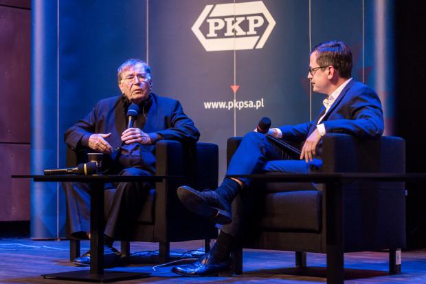 Środową debatę z Janem Gehlem poprowadził Mikołaj Chrzan, redaktor naczelny Gazety Wyborczej Trójmiasto.