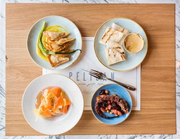 Restauracja Pelican to połączenie bistro z koktajl-barem.