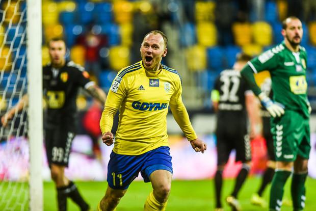 To jest najlepszy sezon Rafała Siemaszki. W ekstraklasie strzelił 6 goli, a 2 kolejne dołożył w Pucharze Polski.