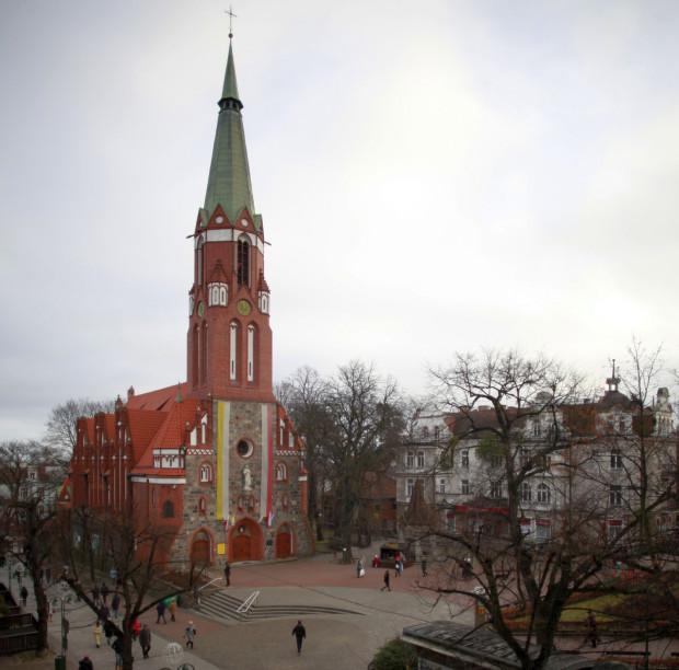 Interwencji Wilhelma II kościół św. Jerzego w Sopocie zawdzięcza swoją wieżę, wyższą o kilkanaście metrów od pierwotnych planów.