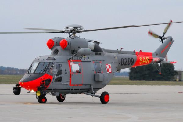 Pierwszy śmigłowiec zmodernizowany do wersji W-3WA trafił do Gdyni w lutym br., czyli po prawie trzech latach od podpisania umowy dot. przebudowy pięciu maszyn.