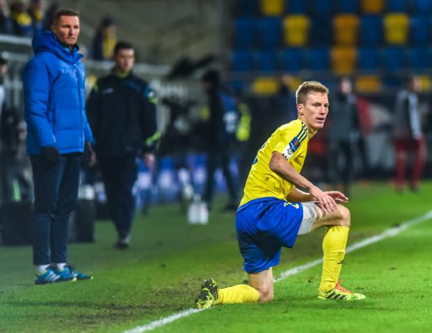Tadeusz Socha liczy na to, że Arka Gdynia podniesie się jeszcze do walki o awans do grupy mistrzowskiej.