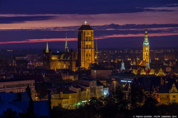 Gdańsk liczy na więcej weekendowych turystów z zagranicy i poza sezonem.