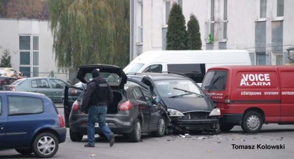 W wyniku strzelaniny w Brzeźnie zginął podejrzewany o kradzież auta.