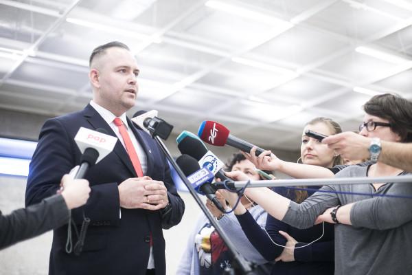 Dr Karol Nawrocki, nowy dyrektor Muzeum II Wojny Światowej, dotychczas naczelnik pionu edukacji w gdańskim IPN.