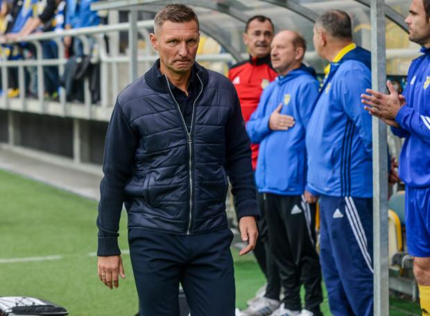 Pod względem liczby poprowadzonych meczów Grzegorz Niciński stał się czwartym szkoleniowcem w historii Arki Gdynia. Klub podziękował trenerowi po 96. spotkaniu.