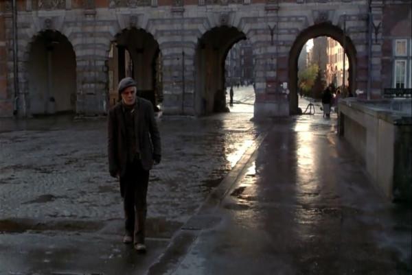 Omar Sharif, czyli ekranowy Dima na tle Zielonej Bramy.