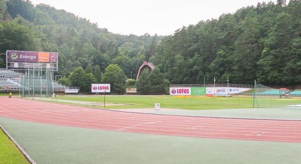 Stadion Leśny został sklasyfikowany w projekcie uchwały jako obszar indywidualnej promocji.