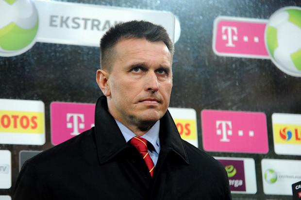 """Leszek Ojrzyński przypomina, że jego drużyny potrafiły grać z Lechią Gdańsk i strzelały jej gole nawet, gdy przyszło im walczyć w """"10""""."""