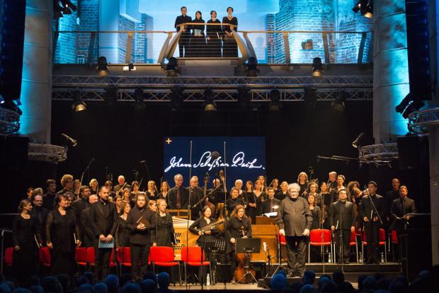 Podczas inauguracji Actus Humanus Resurrectio wysłuchaliśmy Pasji wg św. Mateusza Jana Sebastiana Bacha, w porywającej interpretacji Rene Jacobsa.