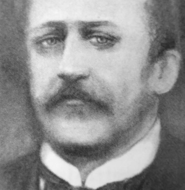 Volkmar von Wurmb (1853-19050.