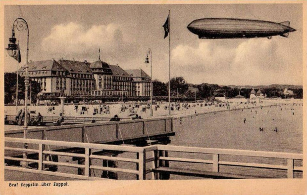 Dawne Kasyno Hotel, czyli dzisiejszy Sofitel Grand Sopot.