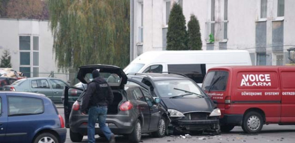 W niedzielę zginął 31-letni Mariusz W. pseud. Dodżers.