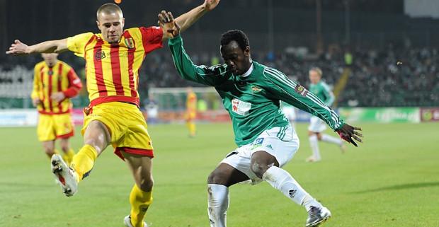 Traore podpisał kontrakt z Lechią do końca 2012 roku.